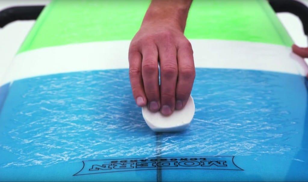 getsurf school how to wax